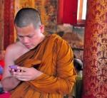 Through the Sandbox Lens, #30, Buddhism Meets Technology in Chiang Mai, Thailand