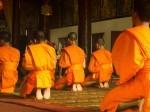 Travel Photo Thursday — July 28, 2011- Monks Chanting, Wat Bupparam, Chiang Mai, Thailand