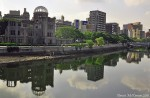Travel Photo Thursday –September 22, 2011 A-Bomb Dome, World UNESCO Site, Hiroshima, Japan