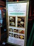 Wanderfood Wednesday — Jerusalem Falafel Restaurant — A Review — Chiang Mai, Thailand