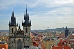 Travel Photo Thursday -- August 2nd, 2012 -- An Iconic Prague Attraction