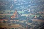 Through The Sandbox Lens #1 -- Aerial View of Ancient Bagan, Myanmar