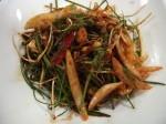 Wanderfood Wednesday — Ssukgak Dallae Moochim — A Tasty Korean Salad