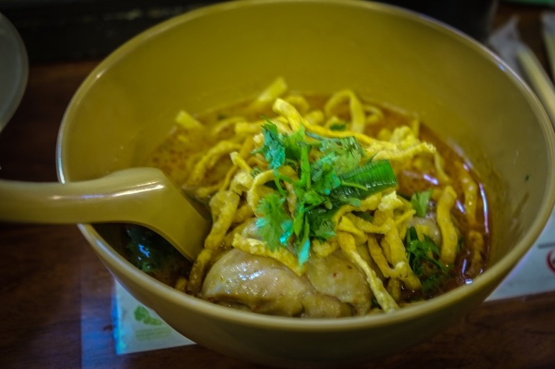 Chicken Khao Soi
