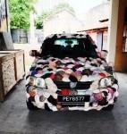 Travel Photo Thursday -- 28/8/14 -- Penang's Padded Art