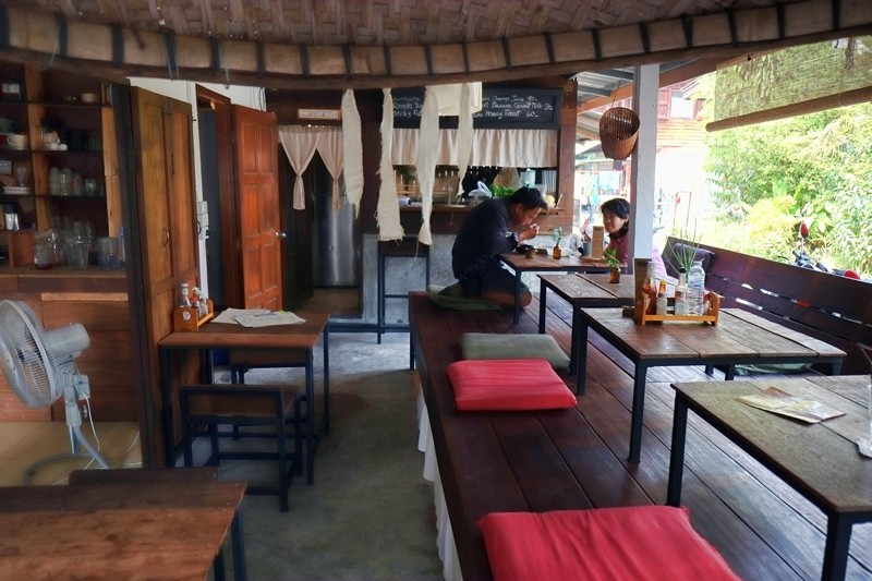 Farm Story Restaurant, Chiang Mai, Thailand