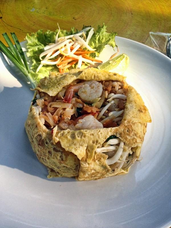 Pad Thai, Chiang Mai Worm's Prison Restuarant