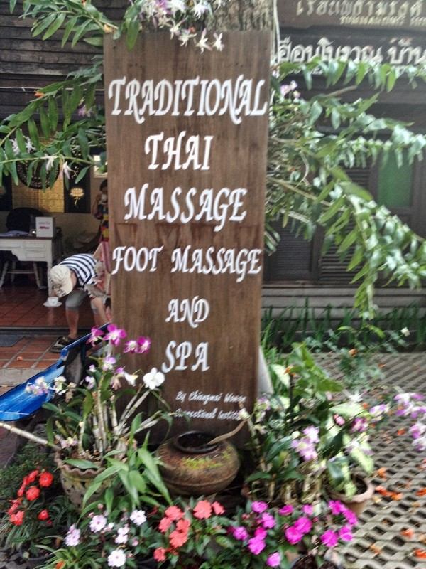 Chiang Mai Women's Prison Massage Spa