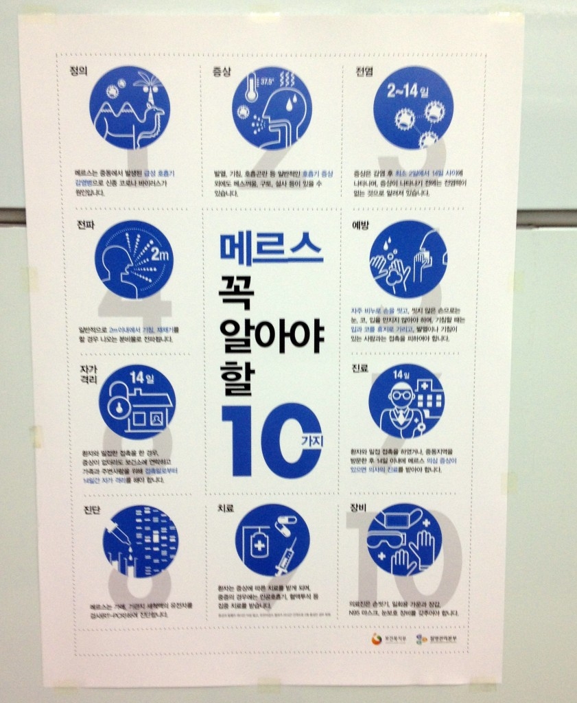 Korea and MERS: What Travelers Need to Know
