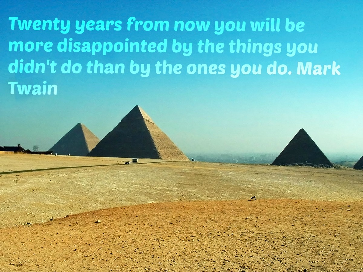 Favorite Travel Quotes