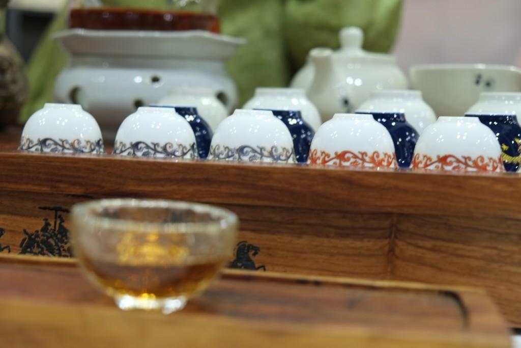 Korea: Tea World Festival in Seoul