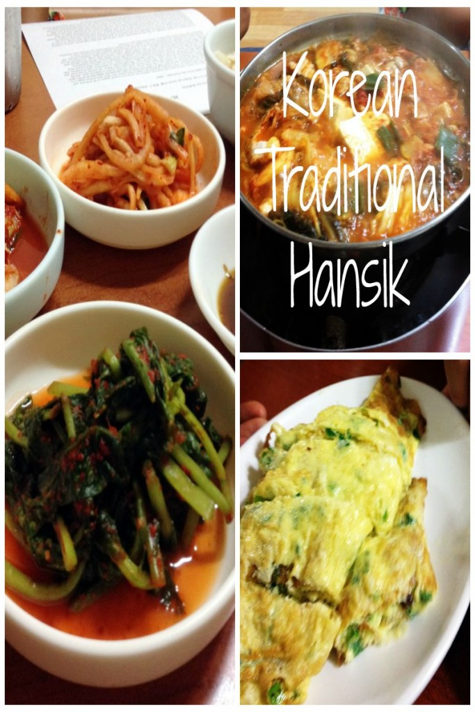 Korean Traditional Hansik