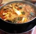 Kimchi Jigae, Gwanghwamun Jip, Seoul
