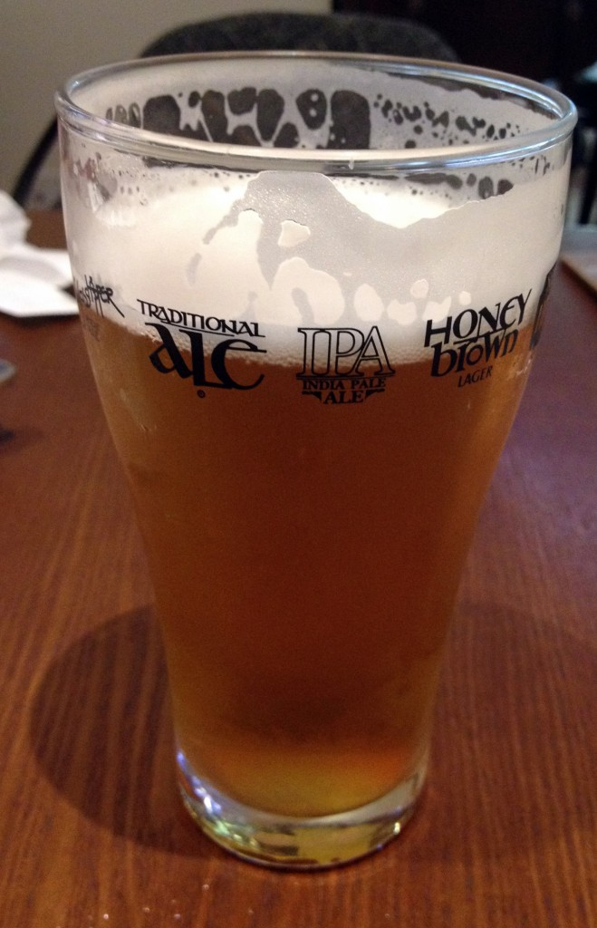 Canadian Grasshopper Wheat Beer