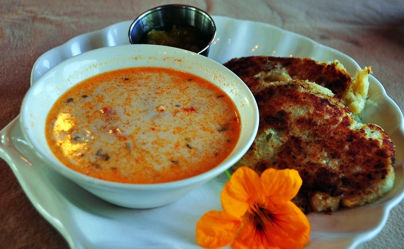 Nova Scotia Seafood Chowder, and Nova Scotia Fish Cakes