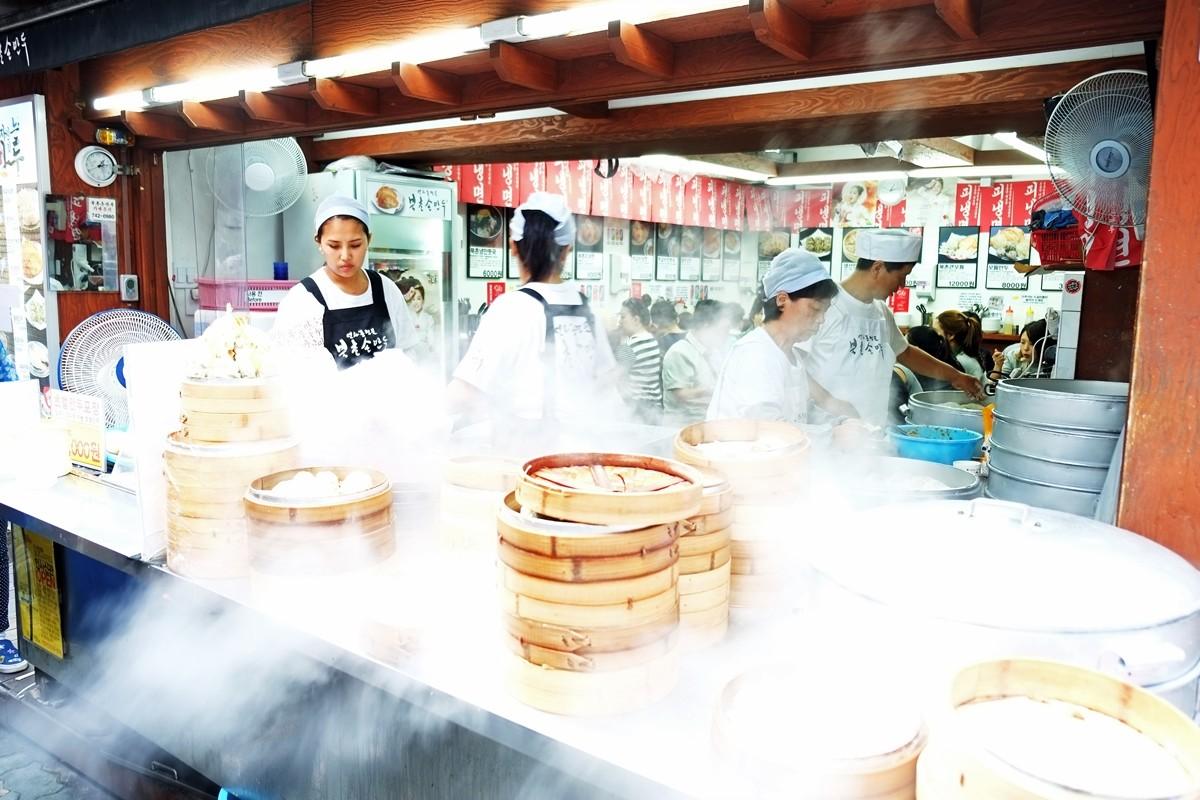 Seoul: Insadong Street Food