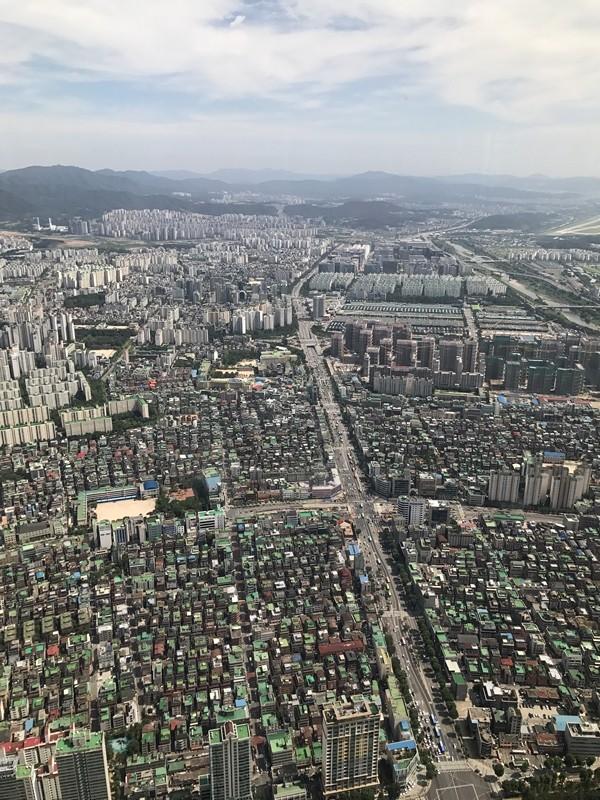 Seoul Sky Observation Deck