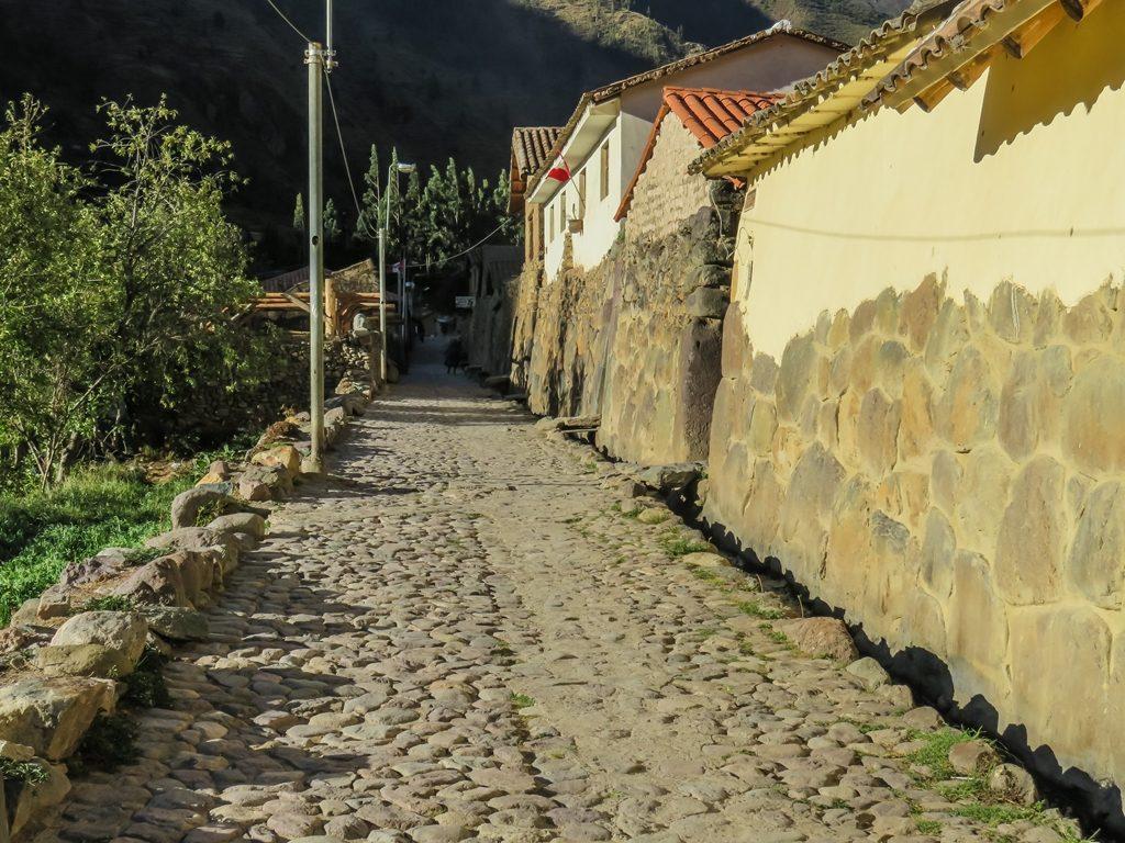Ollantaytambo Lanes